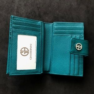 Genuine Leather Wallet - Giani Bernini
